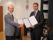 Memorandum o spolupráci s FERIT Osijek