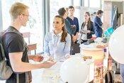 Pozvánka pre spoločnosti na jesenný kariérny veľtrh - FEI Dni príležitostí