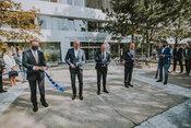 Ministri slávnostne otvorili nový akademický rok a revitalizovanú budovu FEI STU