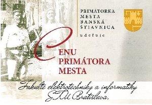Cena primátora mesta Banská Štiavnica