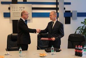 Profesor M. Oravec bol vymenovaný do funkcie dekana
