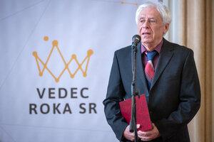 Vedcom roka 2018 sa stal prof. RNDr. Otokar Grošek, PhD. z FEI STU