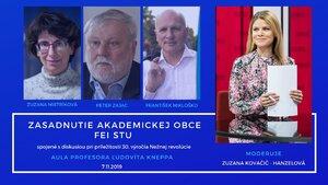 Pozvánka na zasadnutie Akademickej obce FEI STU