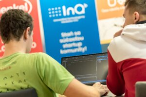 InQb Hackathon študentov ÚRK FEI STU