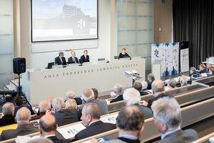 Oslavy 60. výročia automatizácie na FEI STU v Bratislave