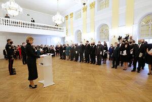 Prezidentka vymenovala troch nových profesorov na FEI STU