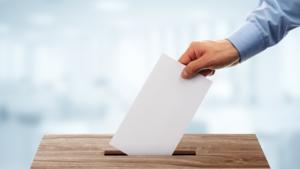 Vyhlásenie volieb delegátov v ŠRVŠ za FEI STU