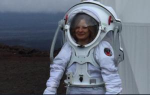 Michaela Musilová má šancu letieť okolo Mesiaca